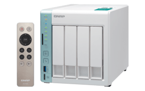 The QNAP TS-451A USB 3.0 DAS and NAS Walkthrough and Talkthrough with SPAN 2