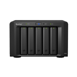 The Synology DX513 Expansion NAS Unboxing and Connection Guide with SPAN 1