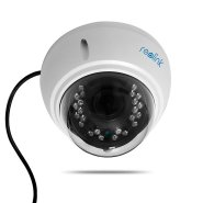 IP Camera,Reolink RLC422 4 Mega Pixels IP Security Camera,4X Optial Zoom,POE,Outdoor, Day Night, Plug and Play, Motion Detection,Home Surveillance