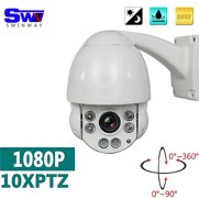 Swinway Home CCTV IP Camera 1080p Support, 10x Optical Zoom and 360 degree coverage