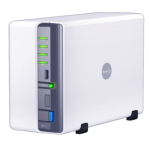 The Synology DS211j NAS Server 5TH Generation Network Attached Storage Server