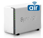 The Synology DS213air NAS Server 7TH Generation Network Attached Storage Server