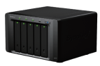 The Synology Dx510 NAS expansion 1st Generation Network Attached Storage Server