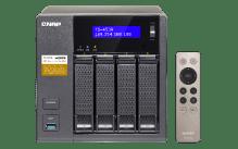 QNAP TS-453A NAS PLEX VMWARE
