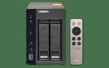 TS-253A QNAP NAS PLEX
