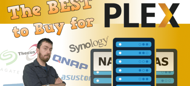 OFFICIALLY the Best NAS for A Plex Media Server of 2017 - NAS