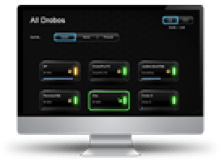 Drobo Dashboard for full control