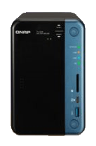 The QNAP TS-253B NAS 2-Bay for home and Business in 2017