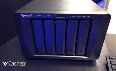 The Synology DS1517+ NAS for 2017 April Release