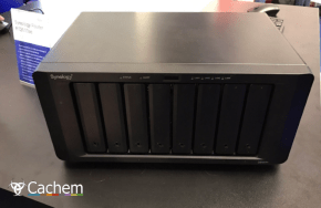 The Synology DS1817+ NAS for 2017 April Release schedule