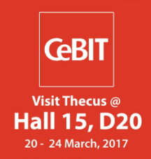 cebit 2017 for Thecus NAS SERVER