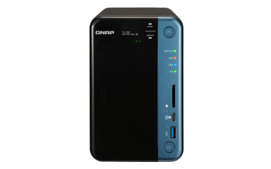 The QNAP TS-253A, TS-453B and TS-653B NAS for Plex, DLNA, VM, Home and Business 7