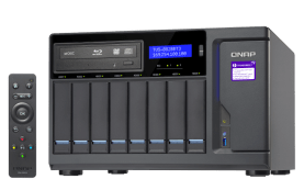 The Optical Media Optimised QNAP TVS-882BRT3 Thunderbolt 3 8-Bay NAS 11