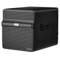 The Synology DS418J 4-bay Cost Effective