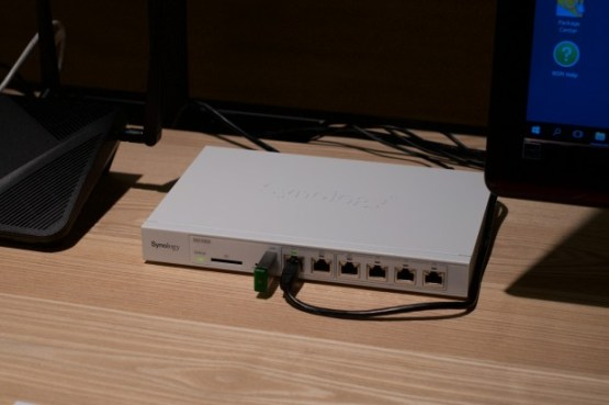 Synology SG1000 Switch