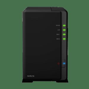 The Synology NVR1218 Surveillance NAS 2