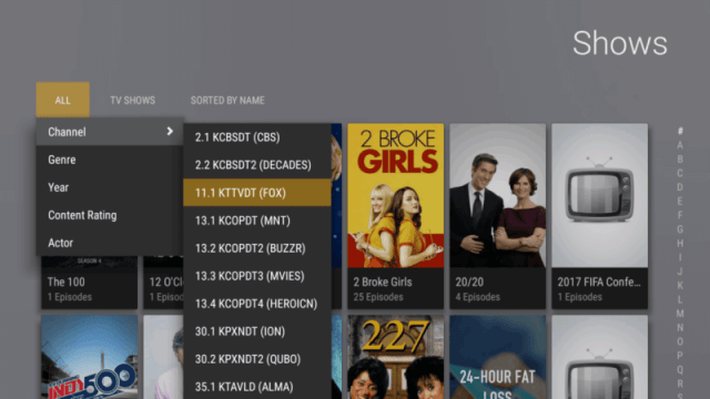 Plex Live TV Now available to watch and record - Improve your Plex