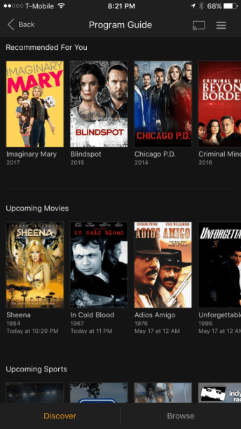Plex Live TV Now available to watch and record - Improve