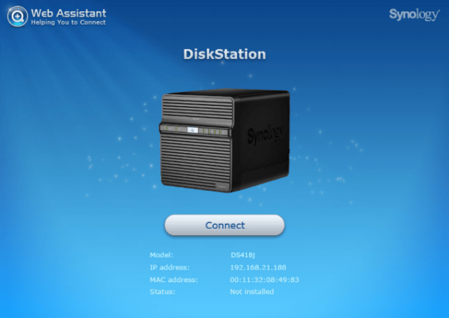Synology DS418J in just 15 minutes