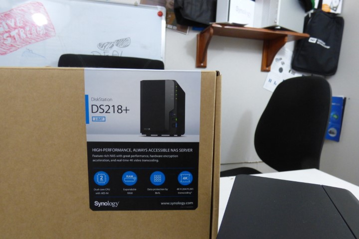 The DS218+ NAS versus DS216+II - Synology Plus Series NAS