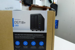 DS718+ NAS