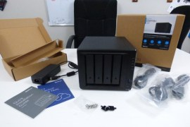 The synology DS918+ Package