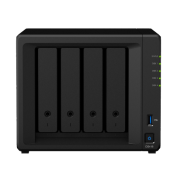 The Synology DS418 4-Bay Diskstation Cost Effective Value NAS Unboxing and Walkthrough 1