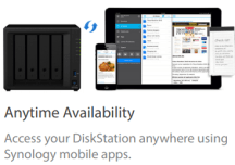 The Synology DS418PLAY 4-Bay Diskstation Multimedia NAS Server 4k server