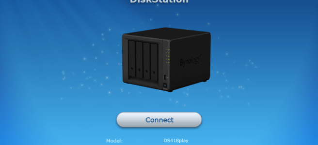 Setting Up Your Synology DS418PLAY Media NAS In Minutes – Hardware