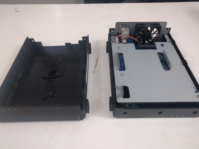 DS118 1-Bay NAS 9