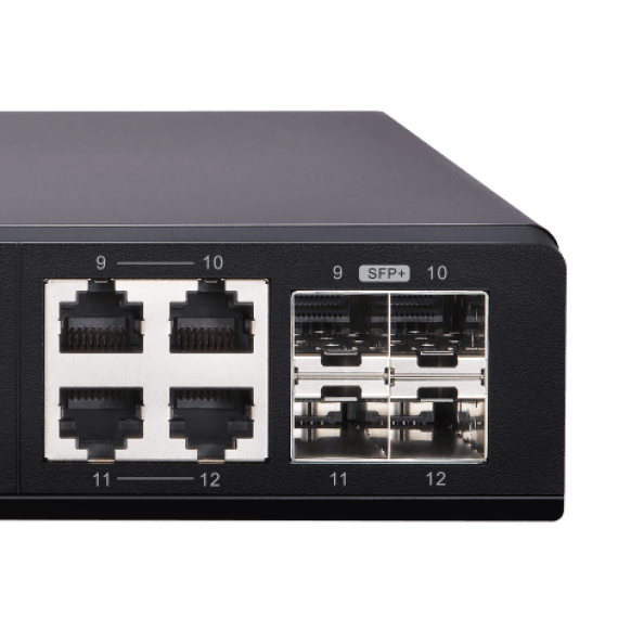 IT'S REAL - The QNAP QSW-1208-8C and QSW-804-4C 10GbE Switch