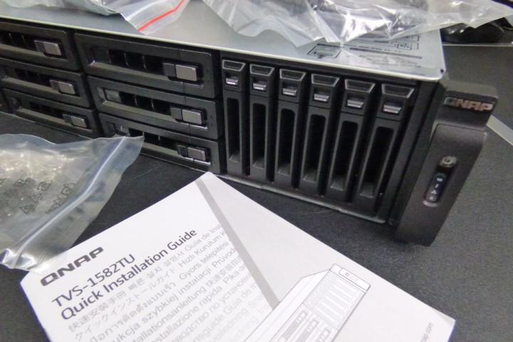QNAP TVS-1582TU NAS Review - NAS Compares
