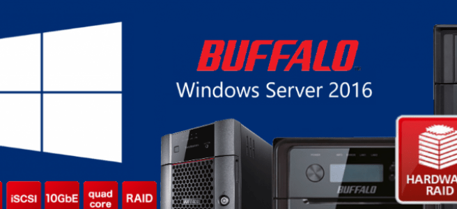 WSS 2016 NAS Available NOW from Buffalo - NAS Compares