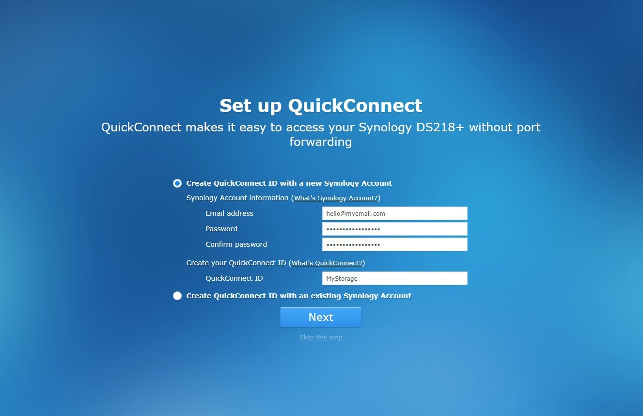 Synology NAS Software Guide – Part 3 – Port Forwarding, DDNS