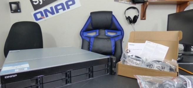 QNAP TS-863XU 8-Bay 10Gbe NAS Review - NAS Compares