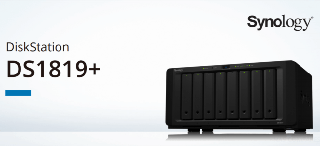 Synology DS1819+ NAS Specs and Datasheet Revealed - NAS Compares