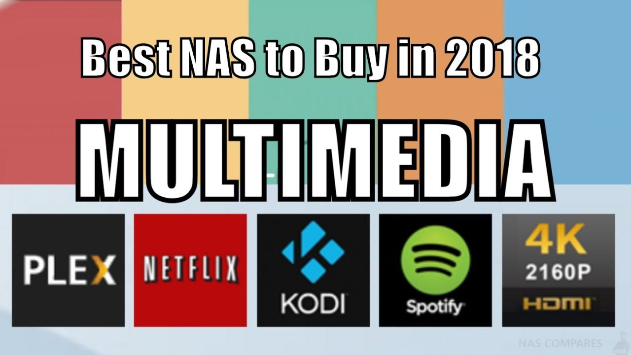 Best 1080p and 4K Multimedia NAS 2018 - NAS Compares