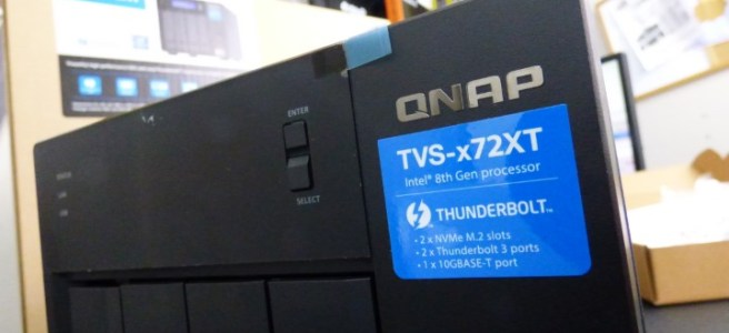 QNAP TVS-472XT NAS Review - NAS Compares