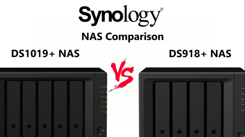 Synology DS1019+ vs DS918+ NAS - Which Should you Buy? - NAS
