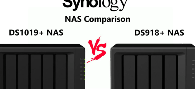 Synology DS1019+ vs DS918+ NAS - Which Should you Buy