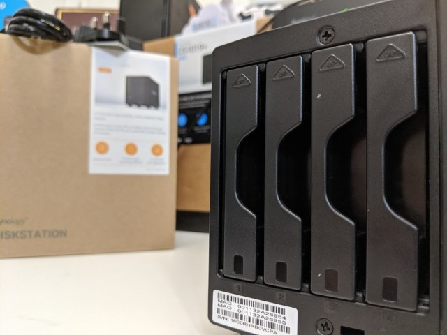 Synology DS419slim NAS Drive Review - NAS Compares