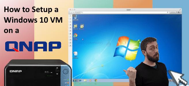 qnap virtual desktop