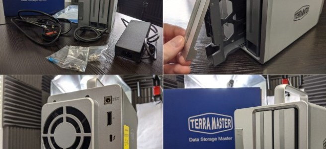Terramaster Td2 Thunderbolt 3 2 Bay Hardware Review Nas Compares