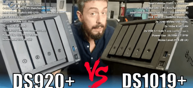 Best Home Nas 2021 Synology DS920+ vs DS1019+ NAS Drive Comparison – NAS Compares