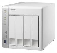 Qnap Desktop NAS TS-431 4-Bay, RAID 0/1/5/6 (512MB RAM)