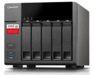 Qnap Desktop NAS TS-563-8G 5-Bay, RAID 0/1/5/6 (8GB RAM)