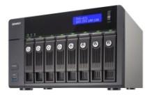 Qnap Desktop NAS TVS-871-i7-16G 8-Bay, RAID 0/1/5/6 (16GB RAM, Core i7)