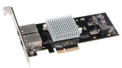 Sonnet Presto G10E-2X-E3 10G Base-T Ethernet 2 Port PCIe Card