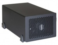 Sonnet Echo Express SE II ECHO-EXP-SE2 Thunderbolt2 Expansion Chassis - 2x Half-Length PCIe2 slots (One x8 and One x16 - ser# G## onwards)