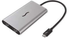 Sonnet Thunderbolt 3 Adapter TB3-DHDMI Thunderbolt3 to Dual HDMI Adapter